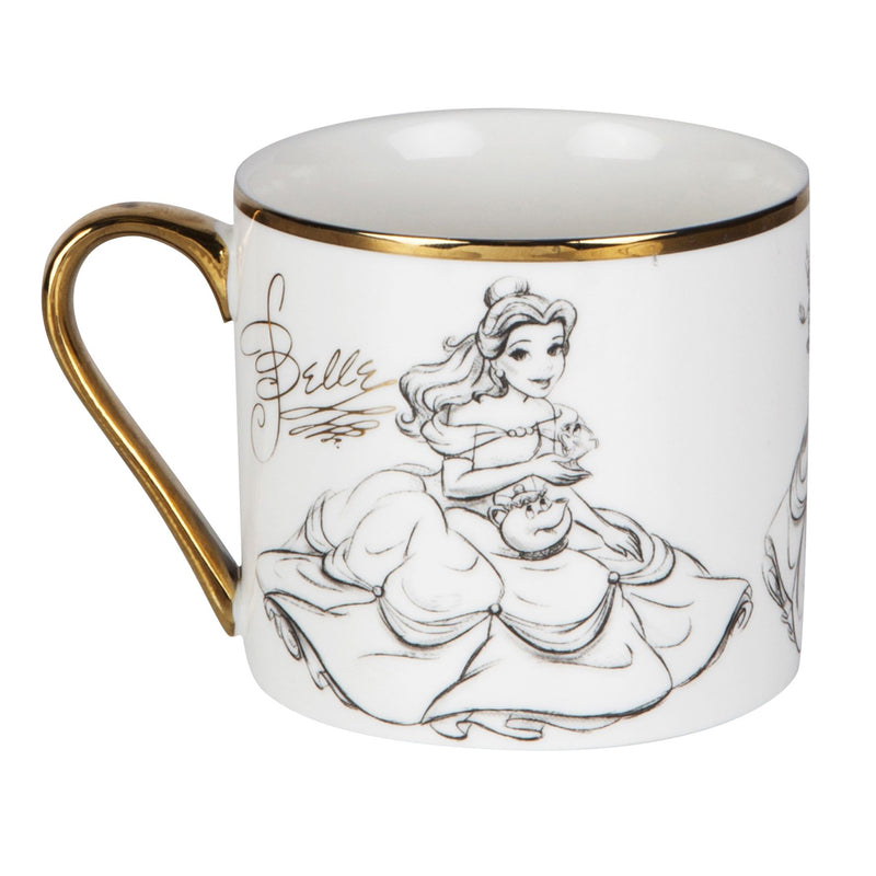 Disney Classic Collectable New Bone China Mug - Belle