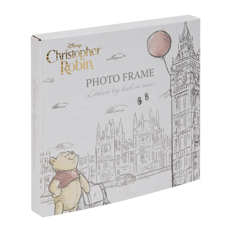 "4"" x 6"" - Disney Christopher Robin Littlest Big Deal Frame"