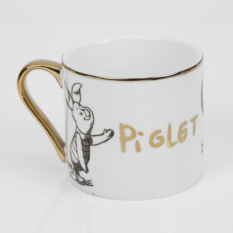 Disney Classic Collectable New Bone China Mug - Piglet