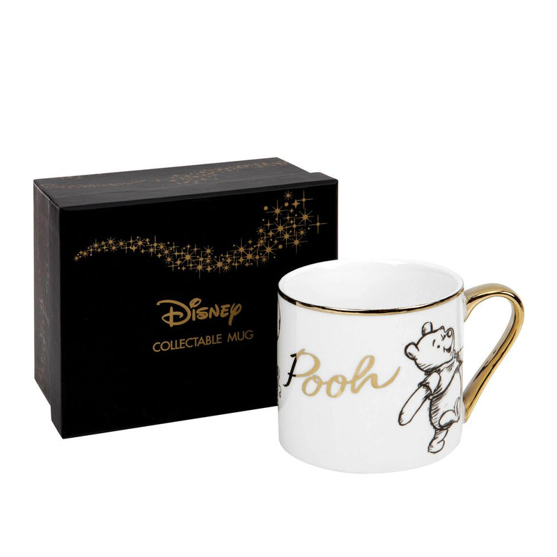 Disney Classic Collectable Porcelain Mug - Pooh