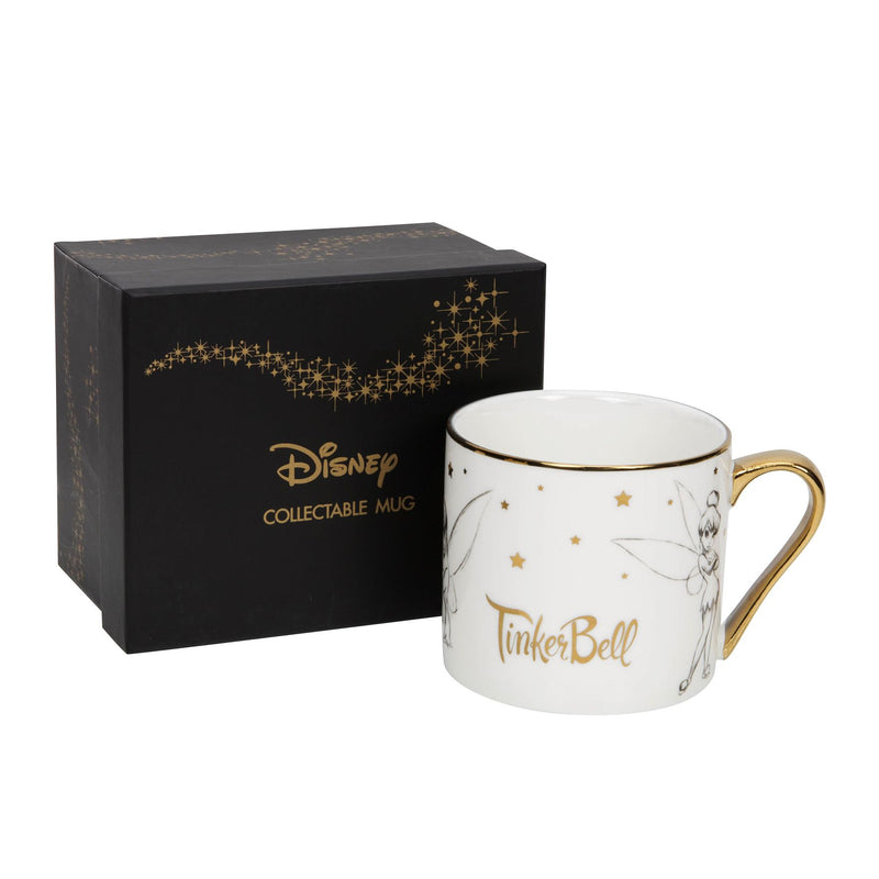Disney Classic Collectable New Bone China Mug - Tinkerbell