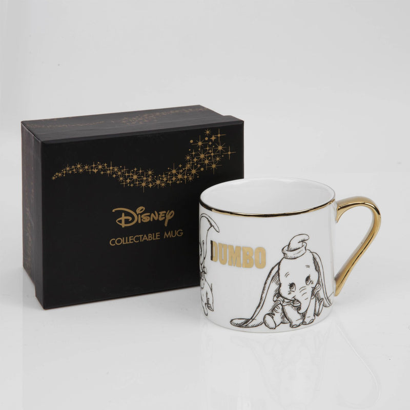 Disney Classic Collectable New Bone China Mug - Dumbo