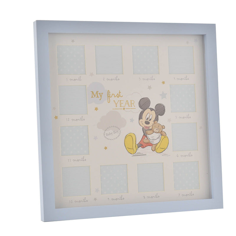 Disney Magical Beginnings My First Year Frame - Mickey