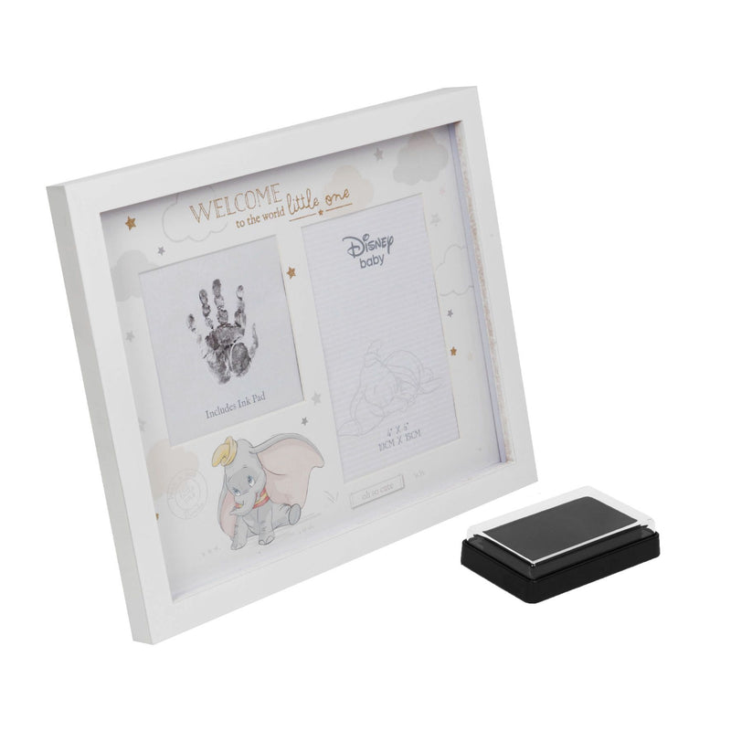 Disney Magical Beginnings Photo & Hand Print Frame - Dumbo