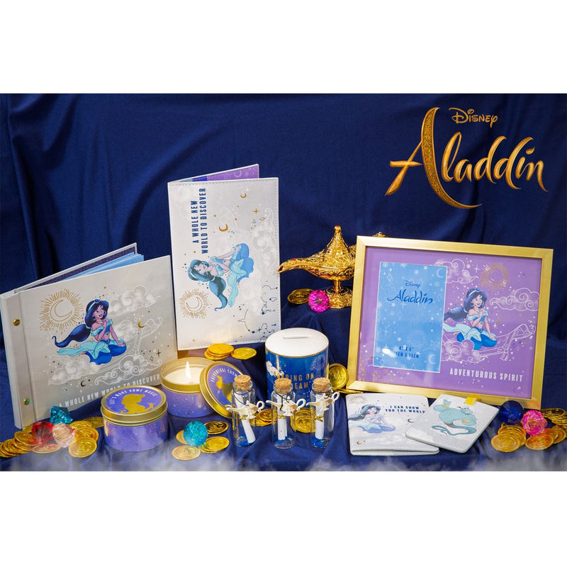 Disney Jasmine Passport & Luggage Set - Aladdin