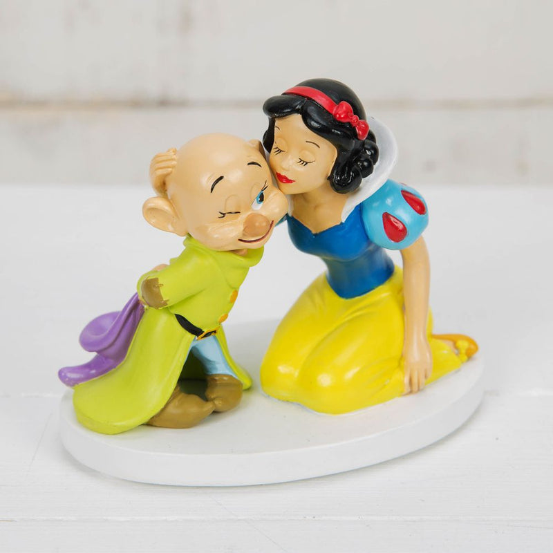 Disney Magical Moments Figurine - Snow White & Dopey