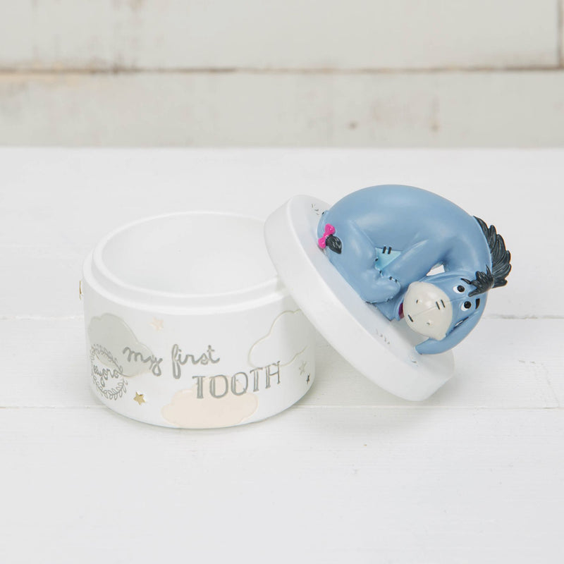 Disney Magical Beginnings Tooth & Curl Boxes - Pooh & Eeyore