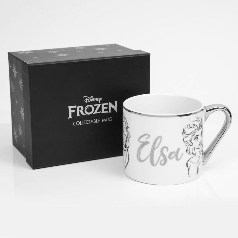 Disney Classic Collectable New Bone China Mug - Elsa