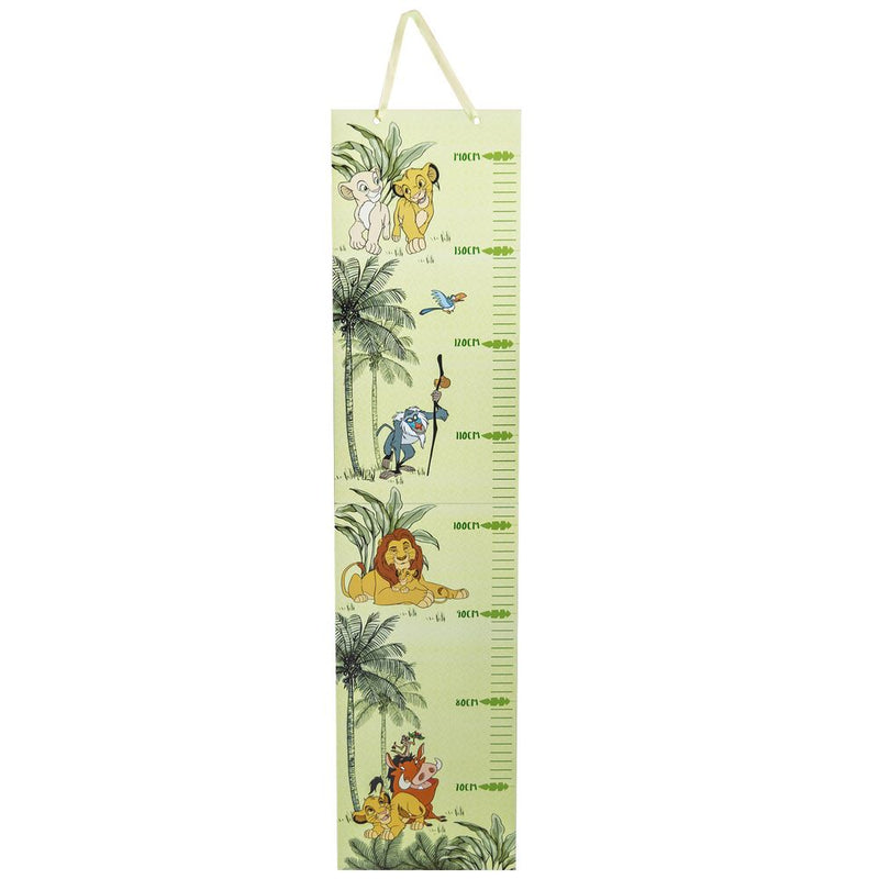 Disney Lion King Folding Wooden Height Chart