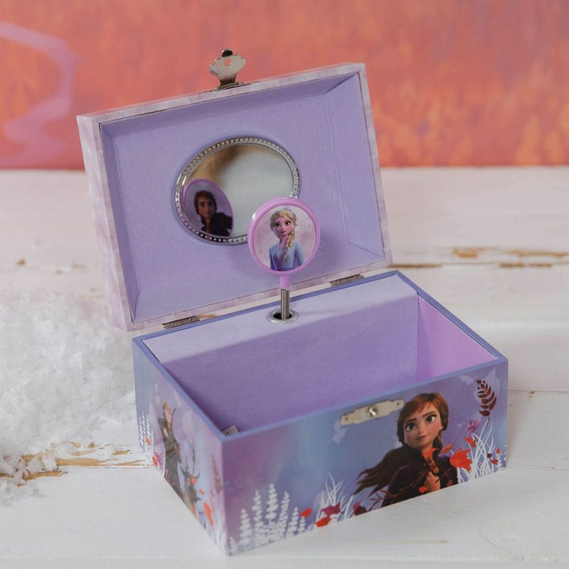 Disney Frozen 2 Musical Jewellery Box