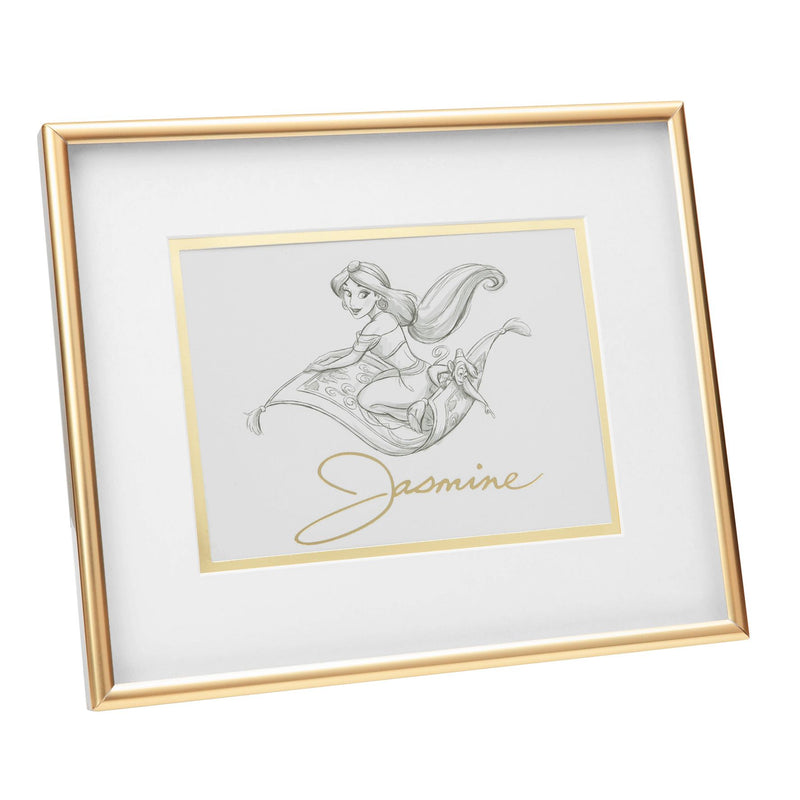 Disney Classic Collectables Framed Print - Jasmine