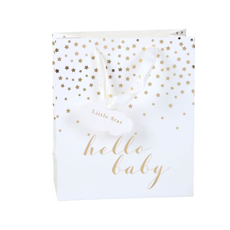 Bambino Hello Baby Medium Gift Bag