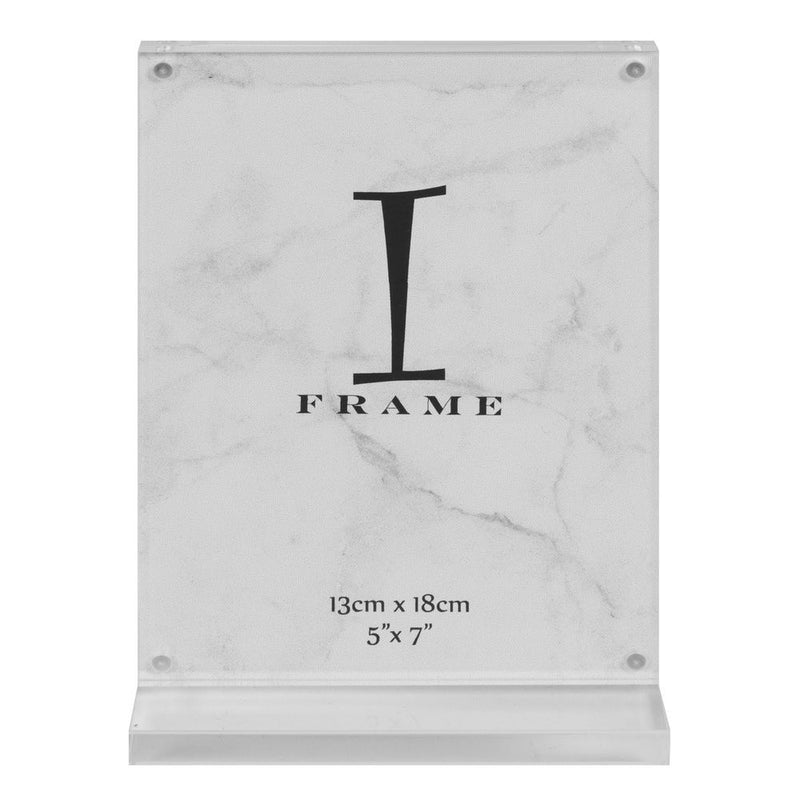 "5"" x 7"" - iFrame Acrylic Photo Frame"