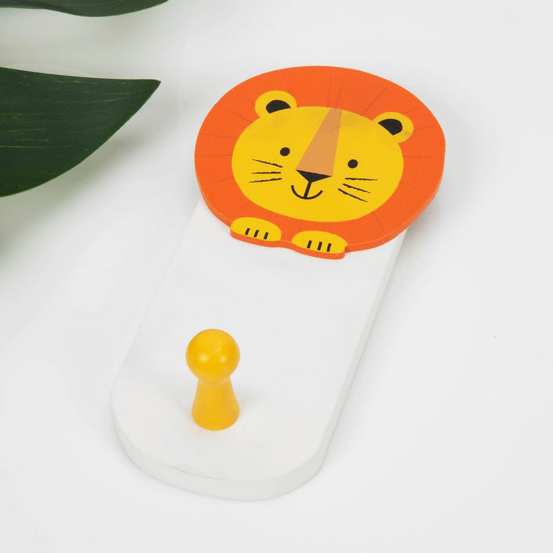 Jungle Baby London the Lion Wall Hook