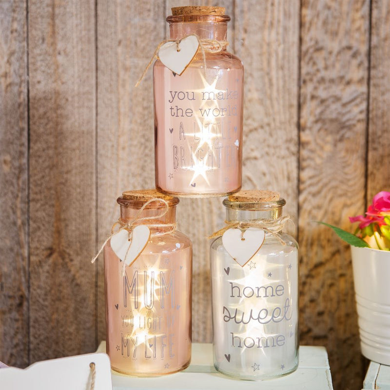 Love Life Light Up Jars - You're My Shining Star