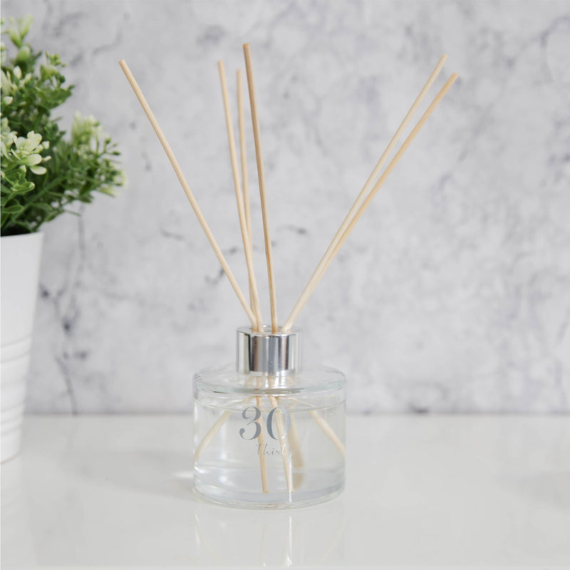 Milestones 100ml Peach Bellini Scented Reed Diffuser - 30