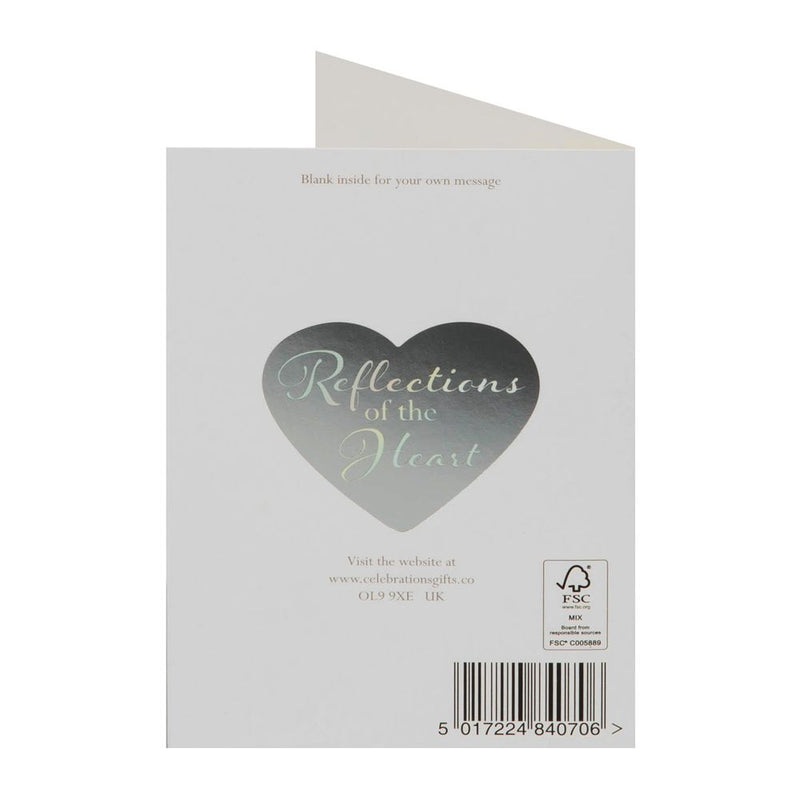 Reflections Wedding Card - On Your Wedding Day
