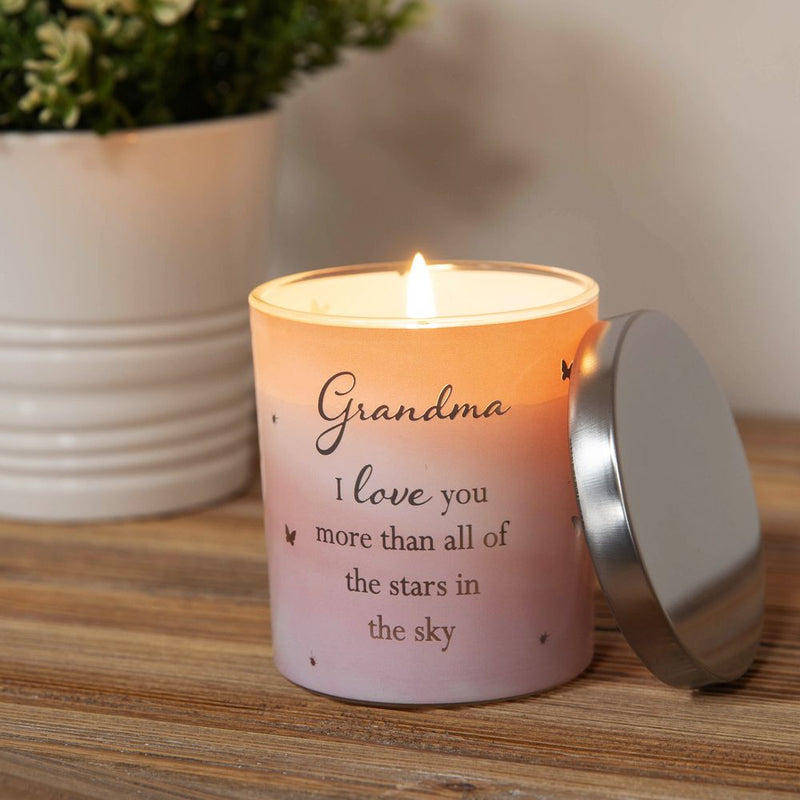 Reflections Scented Candle - Grandma