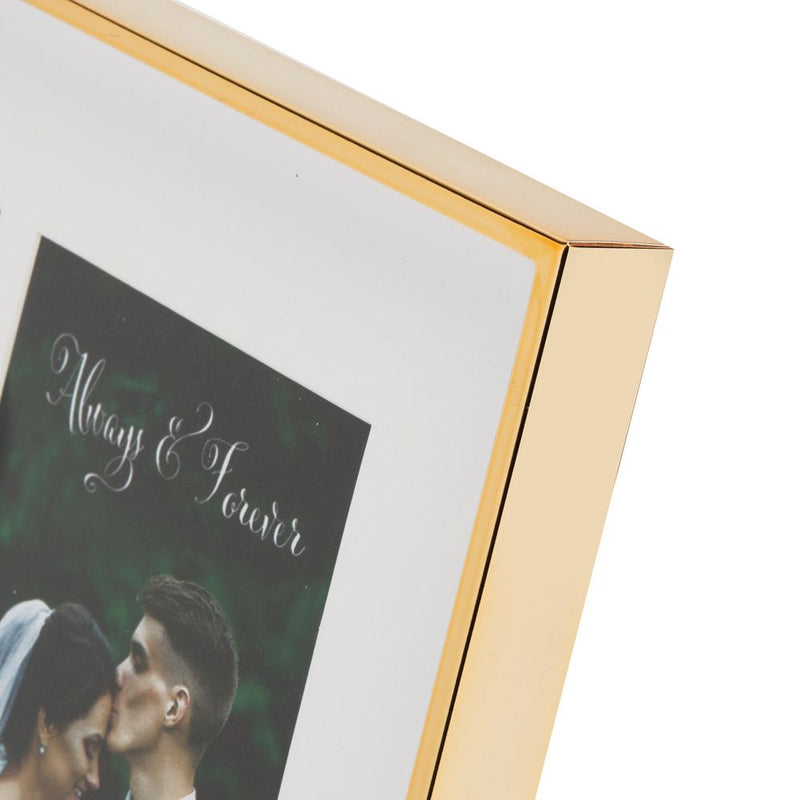 "10"" x 8"" - Always & Forever Photo Frame - Mr & Mrs"