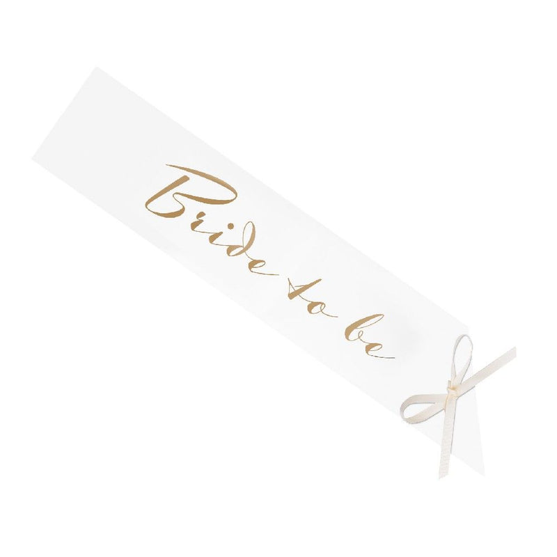 AMORE BY JULIANA® Bridal Shower or Hen Party Sash