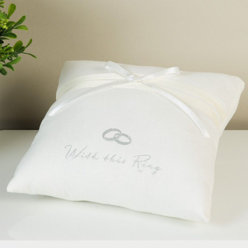 AMORE BY JULIANA® Wedding Ring Cushion