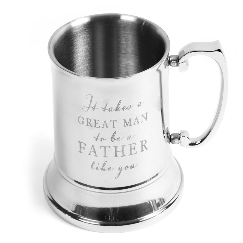 AMORE BY JULIANA® Metal Tankard - Father of The Groom