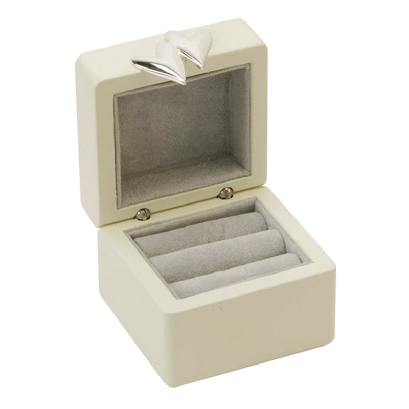 AMORE BY JULIANA® Wedding Ring Box