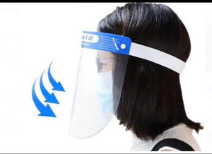 Ergonomic Face Shield