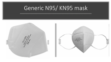 Load image into Gallery viewer, KN95 Mask