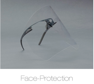 Swiss Face shield
