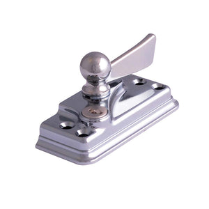Cam Lock for Sash Window in Chrome