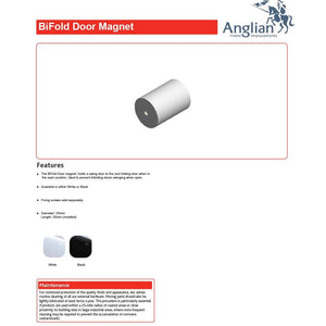 Bifold Doors Magnet/Catch features and maintenance