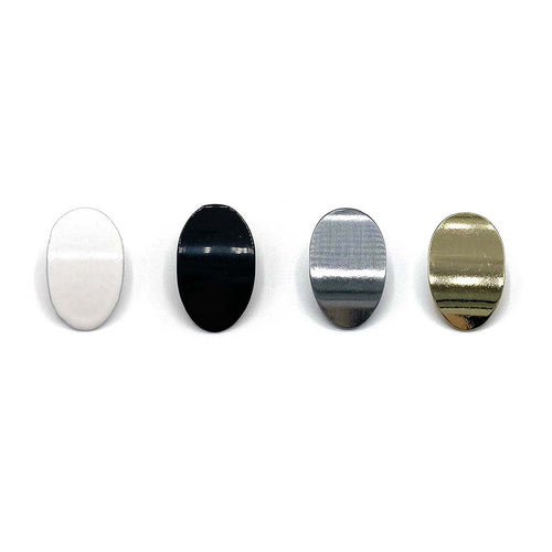 Coloured uPVC Window Handle Front Screw Cover Caps, buy now at Anglian Home Improvements