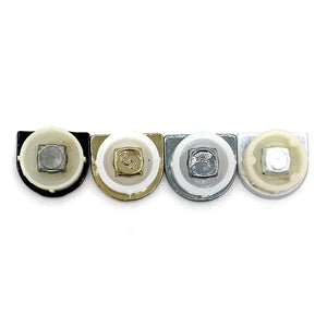 Coloured Tilt and Turn Window Handle Screw Cover Caps, buy now at Anglian Home Improvements