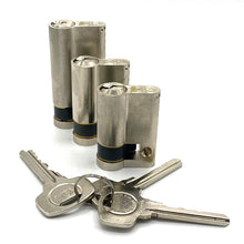 Load image into Gallery viewer, Euro Half Cylinder Locks, available from Anglian Home Improvements