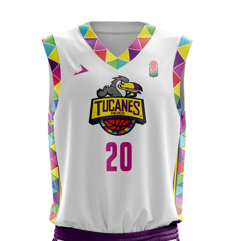 TUCANES MX HOME TEAM JERSEY