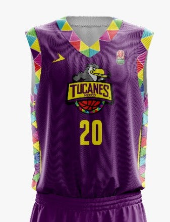 TucanesMx AWAY Team JERSEY