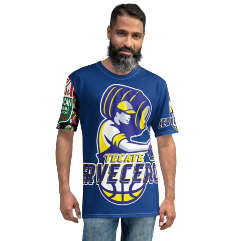 CERVECEROS SUPER FAN | TEAM Men's T-shirt