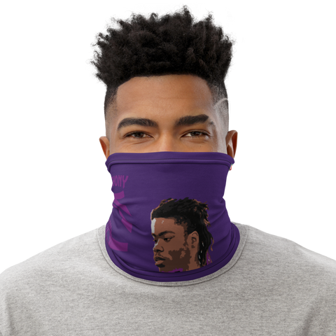 #24 | ANTHONY HARPER JR | TMX PLAYER Neck Gaiter