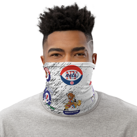 OLD SCHOOL ABA | FANS Neck Gaiter