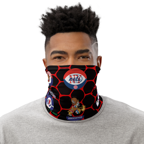 ABA OLD SCHOOL | RETRO ABA FAN Neck Gaiter