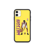 TMX LENELL WATSON #20 | IPHONE Biodegradable phone case