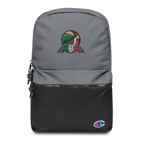 ABAMX | TEAM  Champion Brand Backpack