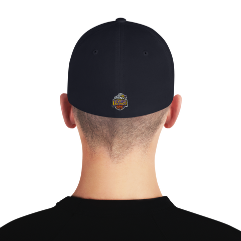 TUCANESMX TEAM HAT | FLEXIFIT Structured Twill Cap