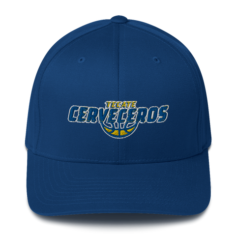 CERVECEROS OFICIAL TEAM CAP | Structured Twill Cap