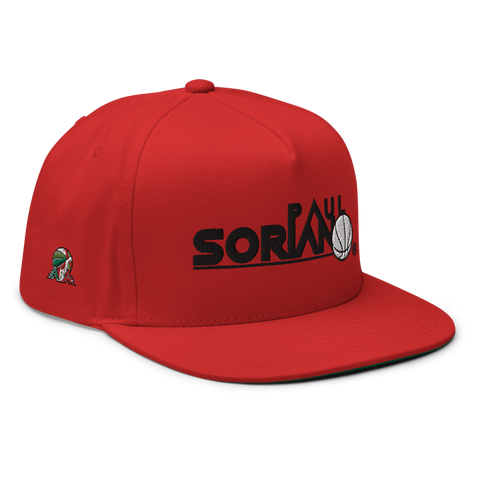 #7 PAUL SORIANO BRAND | FANATIC Flat Bill Cap