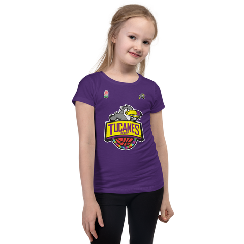 WTUCANESMX KIDS | Girl's T-Shirt