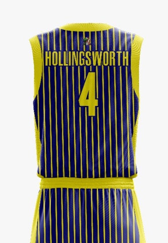 CERVECEROS DE TEACATE | #4 GARY HOLLINGSWORTH   TEAM JERSEY