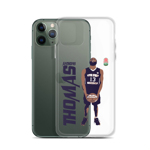 CERVECEROS #13 ANTHONY THOMAS | TEAM iPhone Case