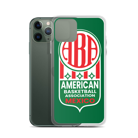 ABAMX @ LEAGUE iPhone Case